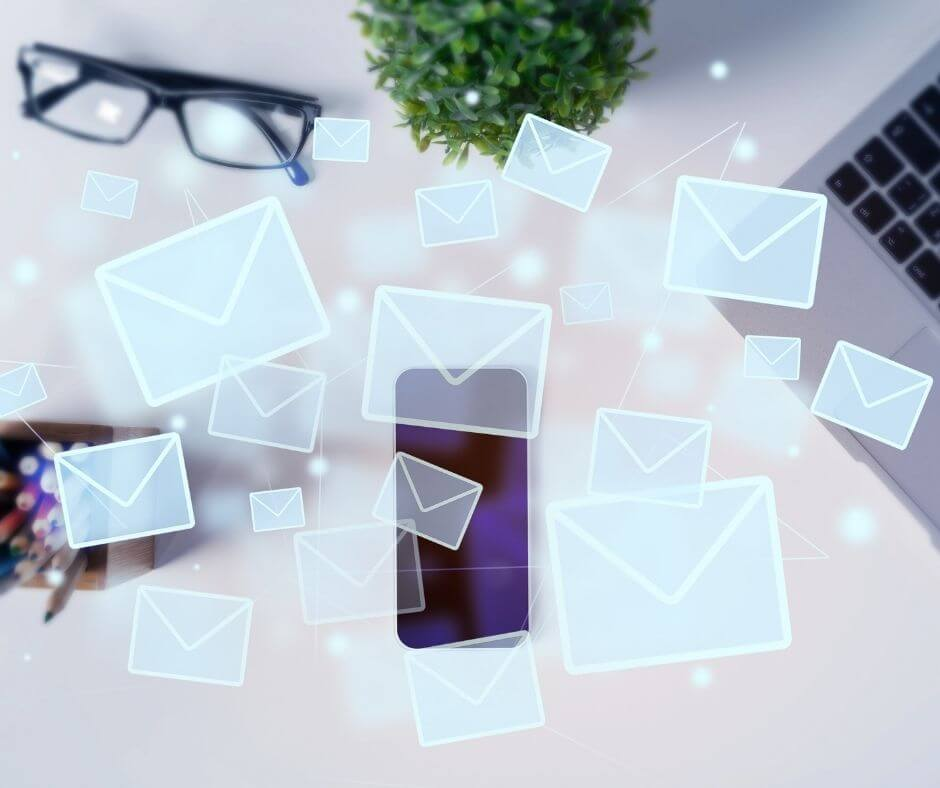 Support client email marketing